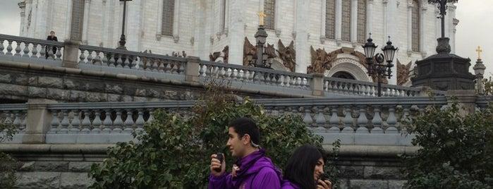 Трапезная при Храме Христа Спасителя is one of Места для экономных джентльменов.