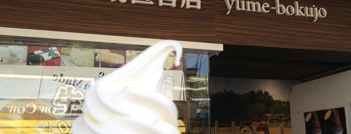 成田ゆめ牧場 成田山門前店 is one of Lugares favoritos de MK.