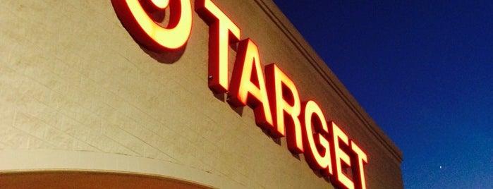 Target is one of Lugares favoritos de John.