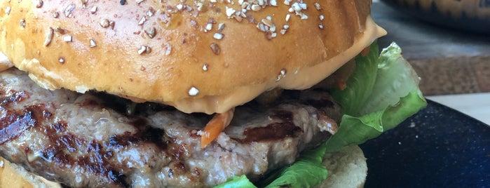 Burger Anarchy is one of Locais curtidos por Valeria.