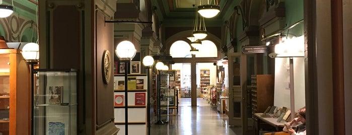 Rikhardinkadun kirjasto is one of Valeriaさんのお気に入りスポット.