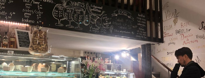 Café Elba is one of Valeriaさんのお気に入りスポット.