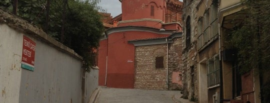Kanlı Meryem Kilisesi is one of Tarihistanbul.