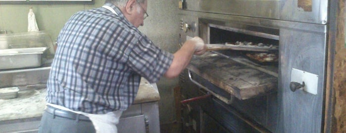 Di Fara Pizza is one of Aaron's Favorite Pizzerias in the World.