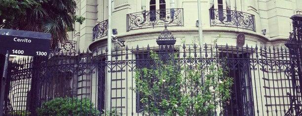 Embajada de Francia is one of Inspiración Porteña.