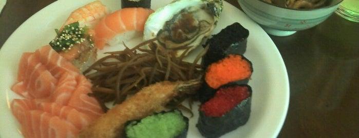 Sushi Guekko is one of Restaurantes Orientais.