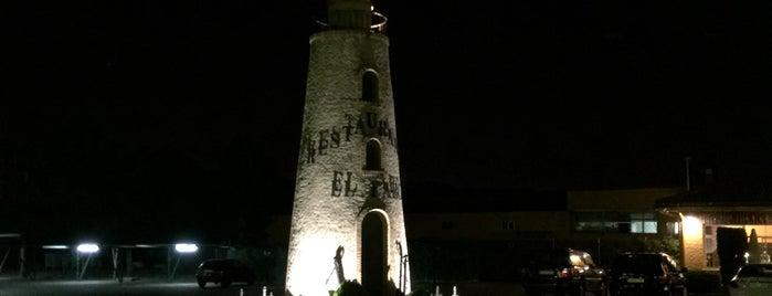 El Faro del Pardo is one of Tempat yang Disukai Fernando.