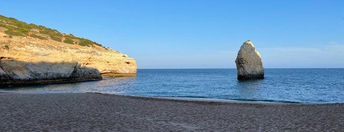 Praia do Carvalho is one of Portugal 🇵🇹.