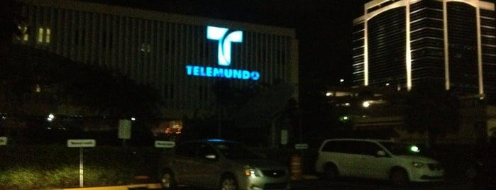 NBC - Telemundo Puerto Rico is one of Janid 님이 좋아한 장소.