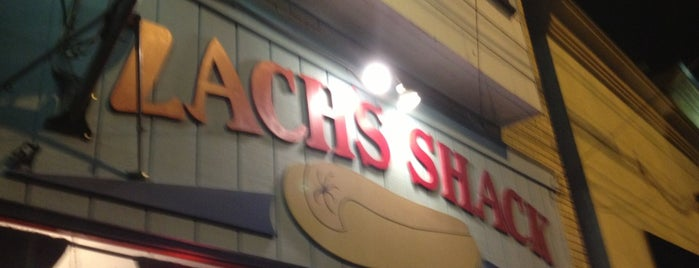 Zach's Shack is one of Hough PDX.