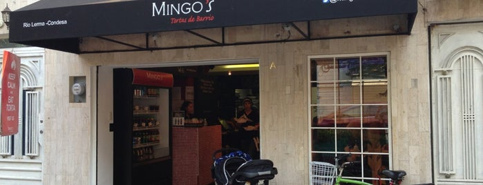 Mingo's is one of TODO.