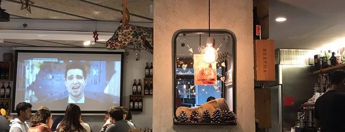 La Fresca is one of Tapeo en Barcelona.