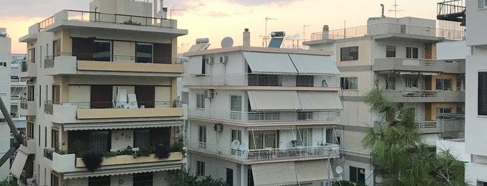 Kalamaki is one of Athens.