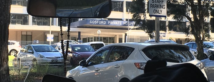 North Gosford Private Hospital is one of One-Dayers.