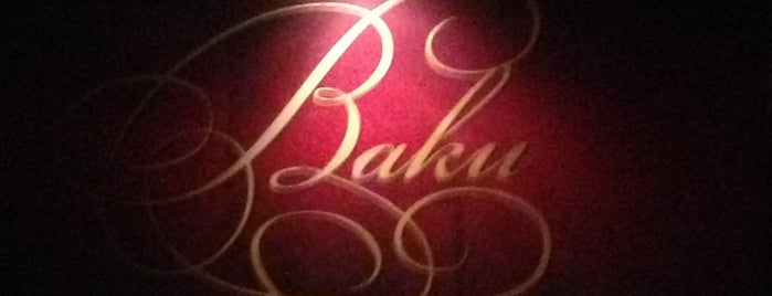 Baku Lounge Bar is one of Prague.