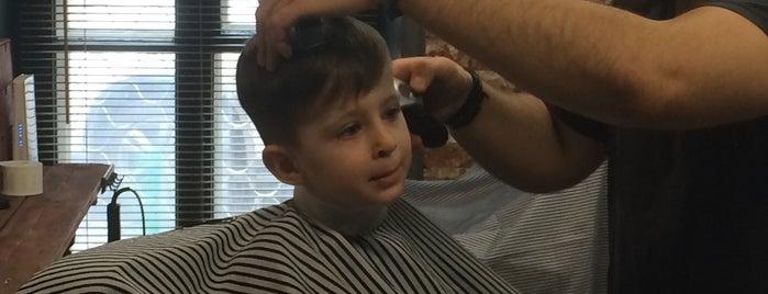 Briolin Barbershop is one of Lugares favoritos de Hann.
