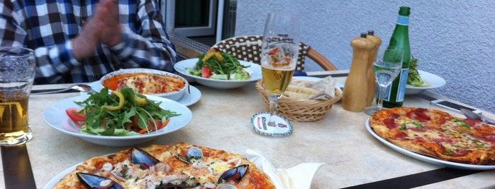 Pane e Vino is one of Erlangen-eats.