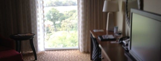 Dallas/Fort Worth Marriott Hotel & Golf Club at Champions Circle is one of Favorite Marriott Hotels.