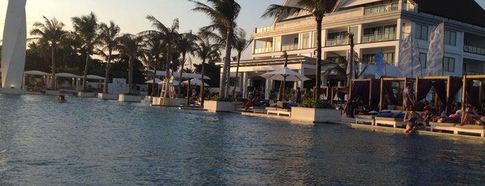 VUE Beach Club is one of Bali's Best.