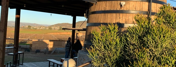 Das Cortez en Finca Altozano is one of Valle de Guadalupe / Ensenada Road Trip.