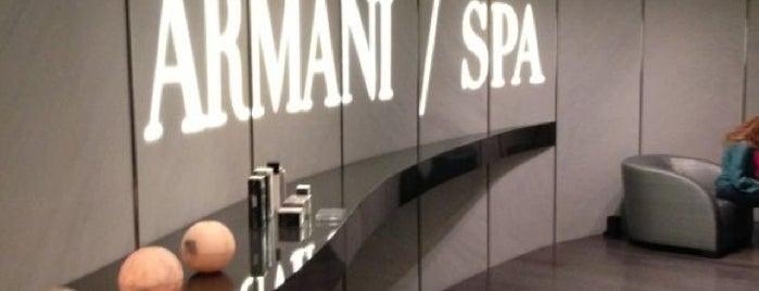 Armani SPA is one of Posti che sono piaciuti a Anaita.