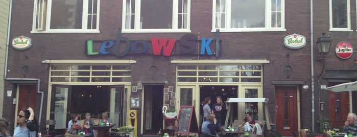 Grand Café Lebowski is one of Utrecht.