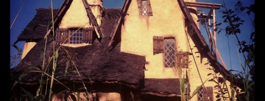 The Witch's House is one of LA/SoCal.