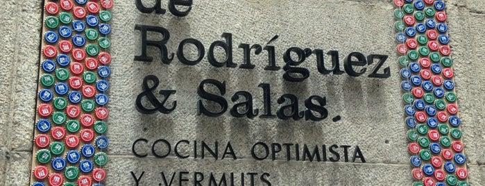 de Rodríguez & Salas is one of Menú variado.