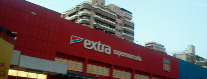Extra Supermercado is one of Lugares favoritos de Fernando.