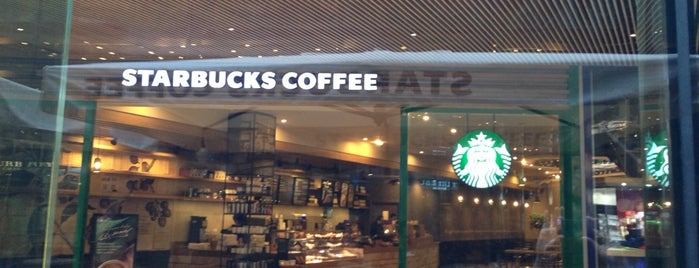 Starbucks is one of Orte, die Murat gefallen.