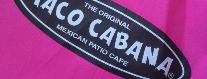 Taco Cabana is one of Orte, die Claudia gefallen.