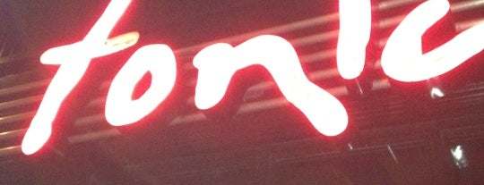 Tonic East is one of บันทึกเดินทาง New York.