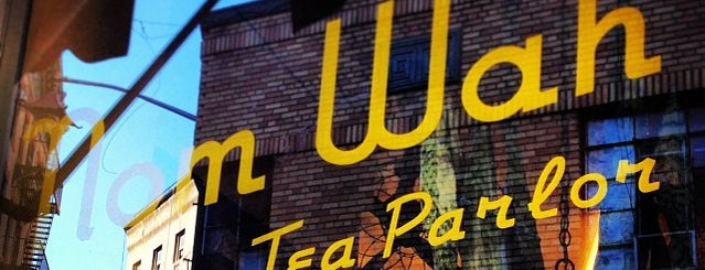 Nom Wah Tea Parlor is one of NYC 2015.