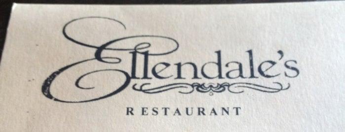 Ellendale's is one of สถานที่ที่ Aljon ถูกใจ.