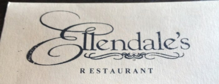 Ellendale's is one of Orte, die Aljon gefallen.