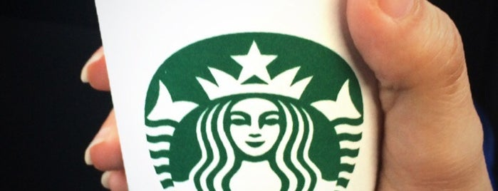 Starbucks is one of Posti che sono piaciuti a Samaher.
