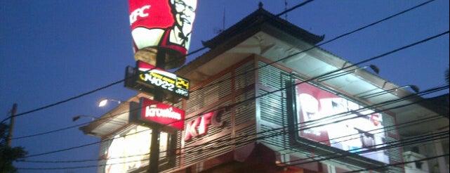 KFC / KFC Coffee is one of BALI....