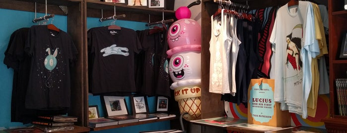 Cotton Candy Machine is one of NEW DORP//NEW YORK.