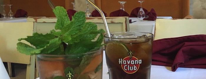 Sentidos is one of La Habana.