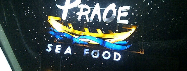 Praoe Sea Food is one of What happens when food-addict strikes in Bandung.