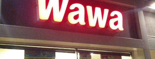 Wawa is one of Lugares favoritos de Brandi.