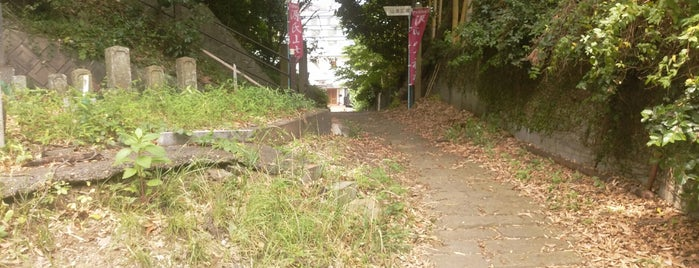 源氏山公園 is one of 伊豆.