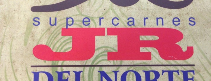 Supercarnes JR del Norte is one of Restaurantes en los que he comido!!!.