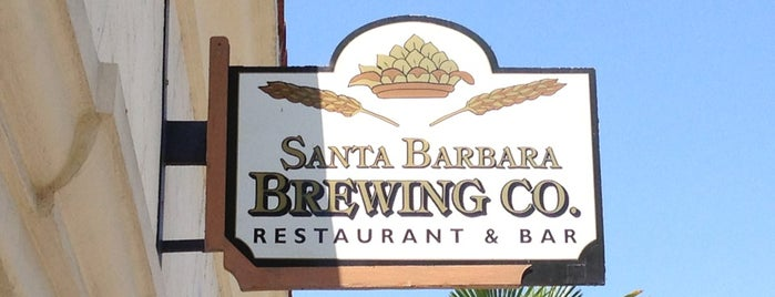 Santa Barbara Brewing Company is one of California Breweries.