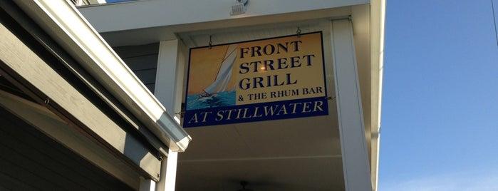 Front Street Grill at Stillwater is one of Chuck'un Beğendiği Mekanlar.