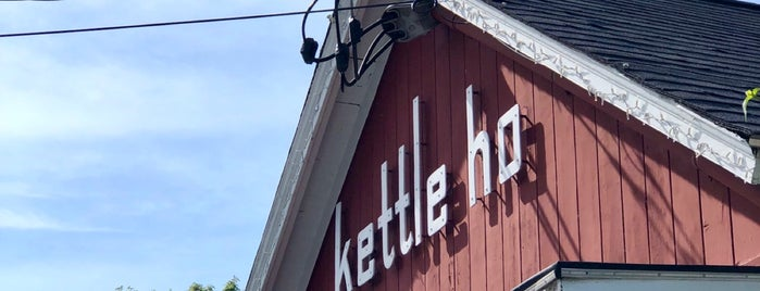 Kettle Ho is one of Lower Cape Favorites.