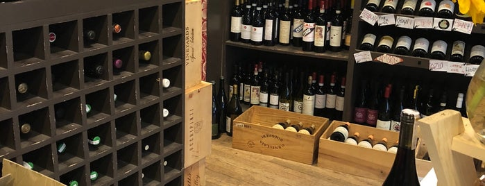 Wine Bottega is one of Sara'nın Beğendiği Mekanlar.
