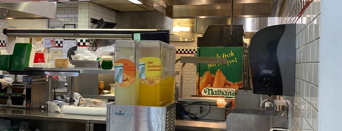 Nathans Famous is one of Hot Dogs 2.