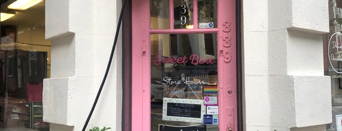 Sweet Box Bake Shop is one of Philly.