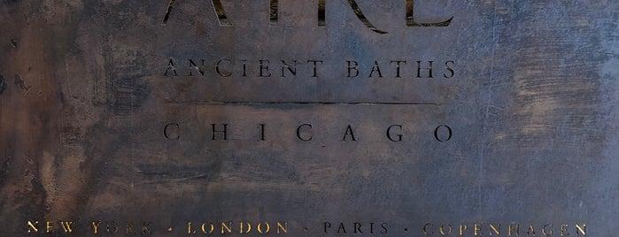 Aire Ancient Baths is one of Lugares favoritos de Brandon.